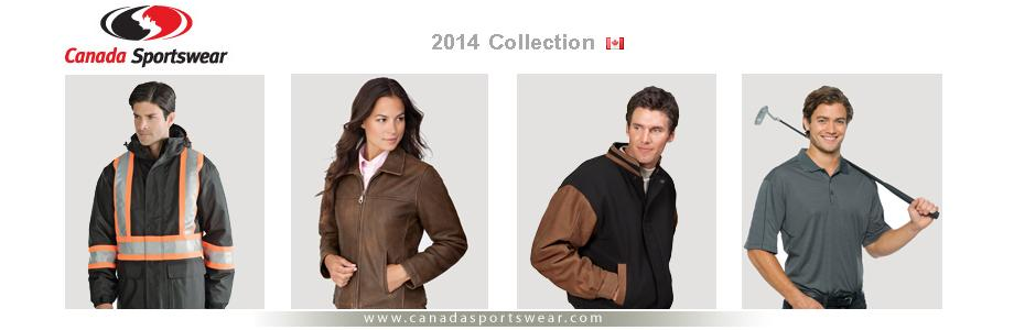 920 x 300 Canada sportswear