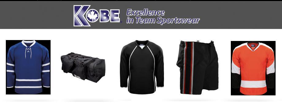 920 x 300 Kobe Sportswear