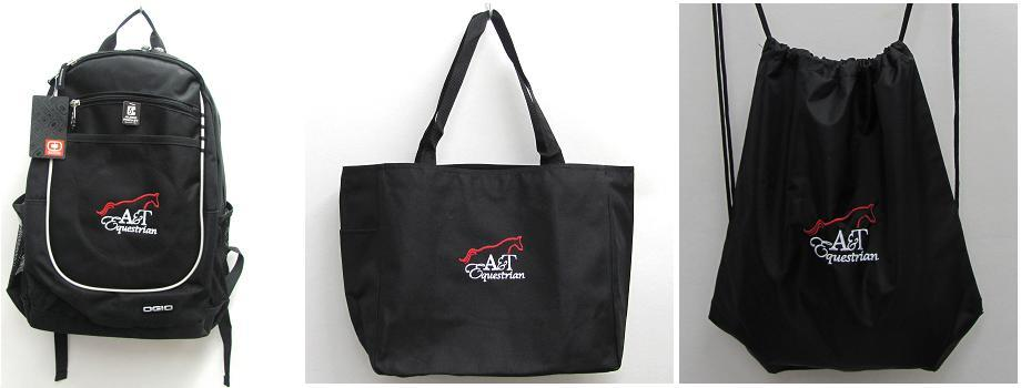 920 x 350 Banner Bags Totes and Cinches