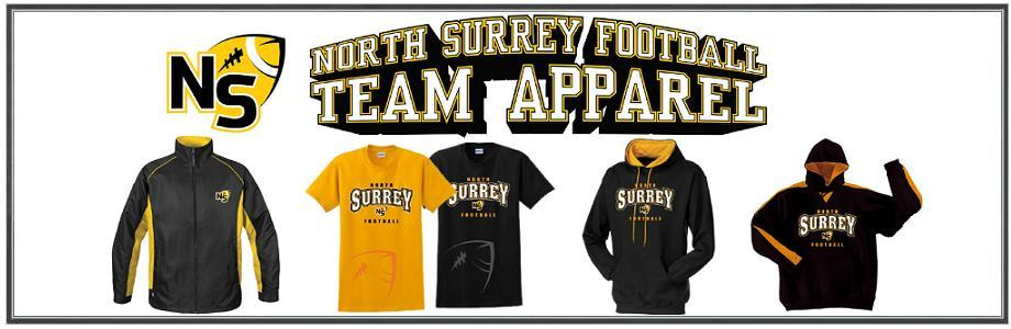 920 x 300 North Surrey Football